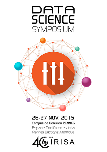Affiche Data Science Symposium IRISA