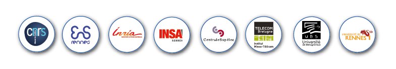 L'IRISA associe 8 Partenaires